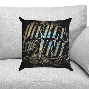 Pierce The Veil Custom Pillow Case for One Side and Two Side