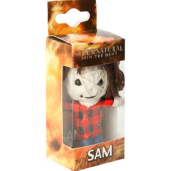 Supernatural Sam String Doll