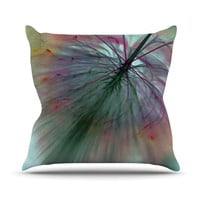 "Alison Coxon ""Fleur"" Throw Pillow"
