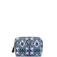 Tory Burch Brigitte Printed Cosmetic Case