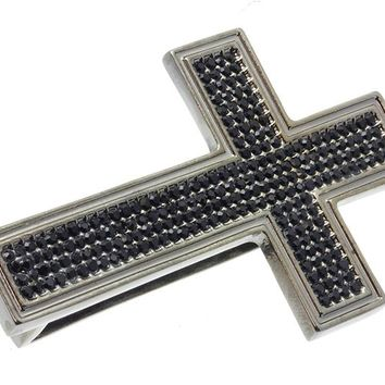 The Cross Two Finger Ring