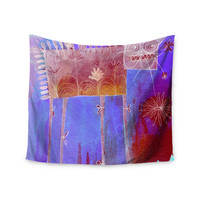 """Marianna Tankelevich """"Scary Song About Love"""" Wall Tapestry"""