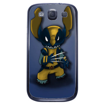 Stitch Wolverine Samsung Galaxy S3 Case