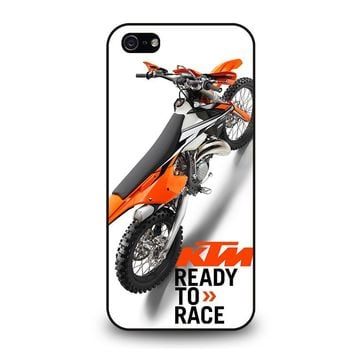 KTM READY TO RACE iPhone 5 / 5S / SE Case Cover