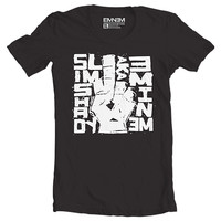 Flip the Bird T-Shirt - Official Eminem Online Store