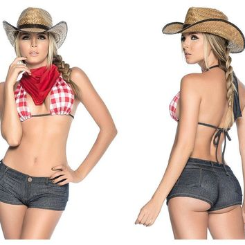6315 Cowgirl Outfit