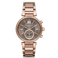 Sawyer Rose Gold-Tone Watch | Michael Kors