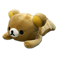 Rilakkuma Plush (Lying on Stomach)