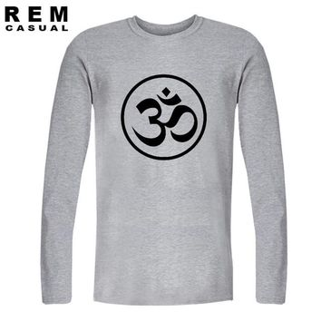 New Arrival OM Long sleeve T Shirt