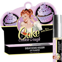 Cake Delicious Kisser Lip Plumper - .20 Oz Tube Cookie Dough