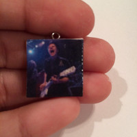 Patrick Stump of Fall Out Boy Charm