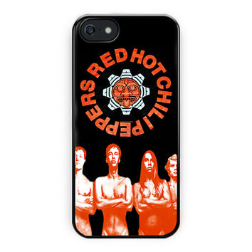 Red Hot Chili Peppers Custom iPhone 5/5S Case