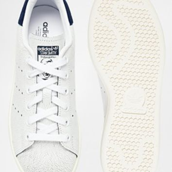 Adidas Originals Miss Stan Smith Blue Sneakers