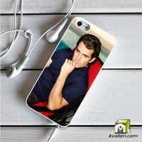 Henry Cavill Man Of Steel Superman iPhone 5|5S Case by Avallen
