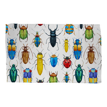 Entomology Rug