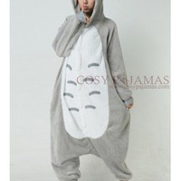 Animal Costume Totoro Adult Onesuit Kigurumi Pajamas