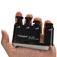 Adjustable Finger Force Train For Guitar Piano Practice Instrument Accessory EWK