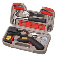69 PIECE     HOUSEHOLD TOOL KIT