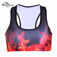 Hot Flame Womens Push Up Bray