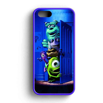 Monster Inc Open Door iPhone 5 Case iPhone 5s Case iPhone 5c Case