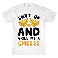 GRILL ME A CHEESE TEE - PREORDER