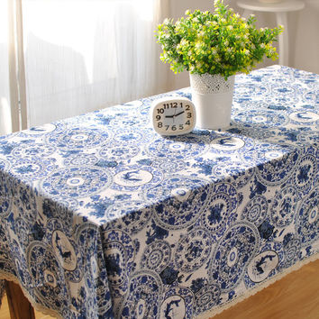 Home Decor Tablecloths [6283625158]
