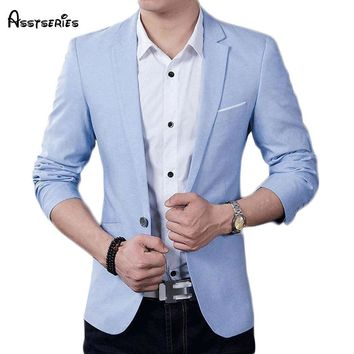 Mens Casual Suits Blazers