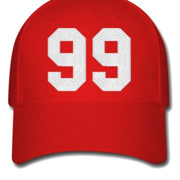 99 Embroidery - Flexfit Baseball Cap