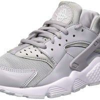 NIKE Women's Air Huarache Run Light Grey 634835-032