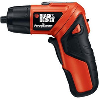 Black & Decker - 3.6-Volt 2-Position Cordless Twist Screwdriver with Light Ring
