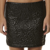 BILLABONG IN YOUR ARMS SKIRT - BLACK