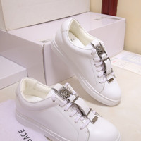 Versace Women Leather Sneaker