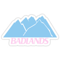 Halsey Badlands by aadelaide17