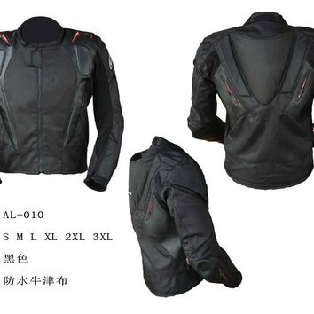 mesh breathable Motorcycle off-road jackets/racing windproof jackets/cycling jackets/riding jackets/motorcycle clothing AL-10