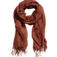 H&M Woven Scarf $9.99
