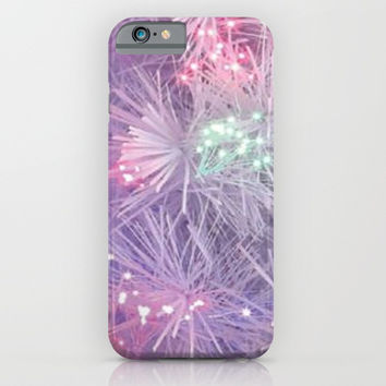HAPPY NEW YEAR LIGHTS iPhone & iPod Case by Jessica Ivy