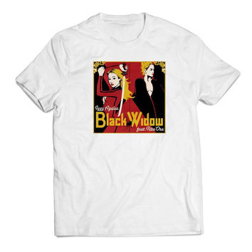 IGGY AZALEA BLACK WIDOW FEAT RITA ORA Clothing T shirt Men
