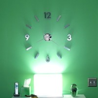"Do It Yourself Aluminum Clock (30"") - Numbers"
