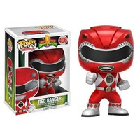 Mighty Morphin' Power Rangers Red Ranger Pop! Vinyl Figure