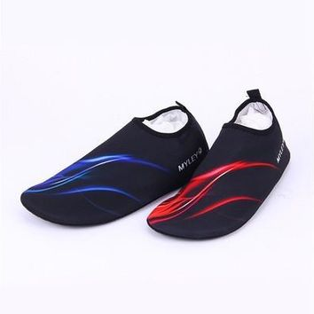 Unisex Barefoot  Skin Shoes for for Gym,Yoga,Running,Driving,Beach Volleyball 2 Colors [8069652935]