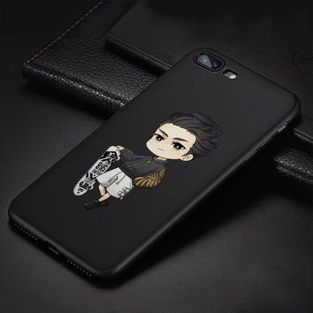Skate Boy Hard Plastic for iPhone Case