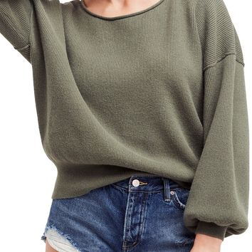 Free People Shadow Sweater | Nordstrom