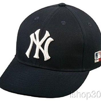 New York Yankees Youth MLB Licensed Replica Caps / All 30 Teams, Official Major League Baseball Hat of Youth Little League and Youth Teams , New York Yankees - Home
