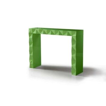 VIG Versus Eva - Console Table In Green
