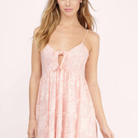 Wander Off Lace Dress