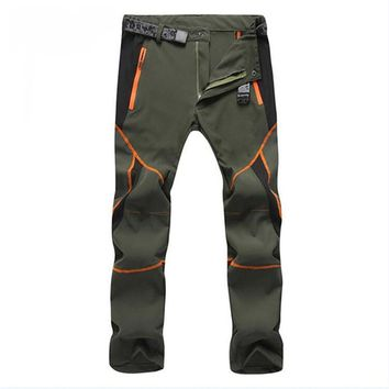 2018 New Summer Autumn Ultra-Thin Quick Dry Cargo Pants Men Women Breathable Trousers Trekking Waterproof Tactical Sweatpants