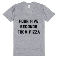 Four Five Seconds From Pizza