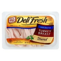 Oscar Mayer Deli Fresh Oven Roasted Turkey Breast 9 oz