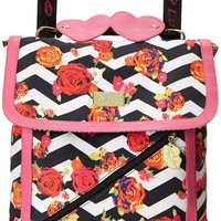 LUV BETSEY by Betsey Johnson LB Zip Convertible Backpack
