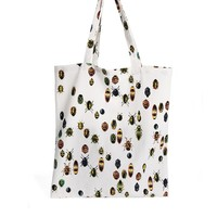 Monki Almira Bug Print Tote Bag